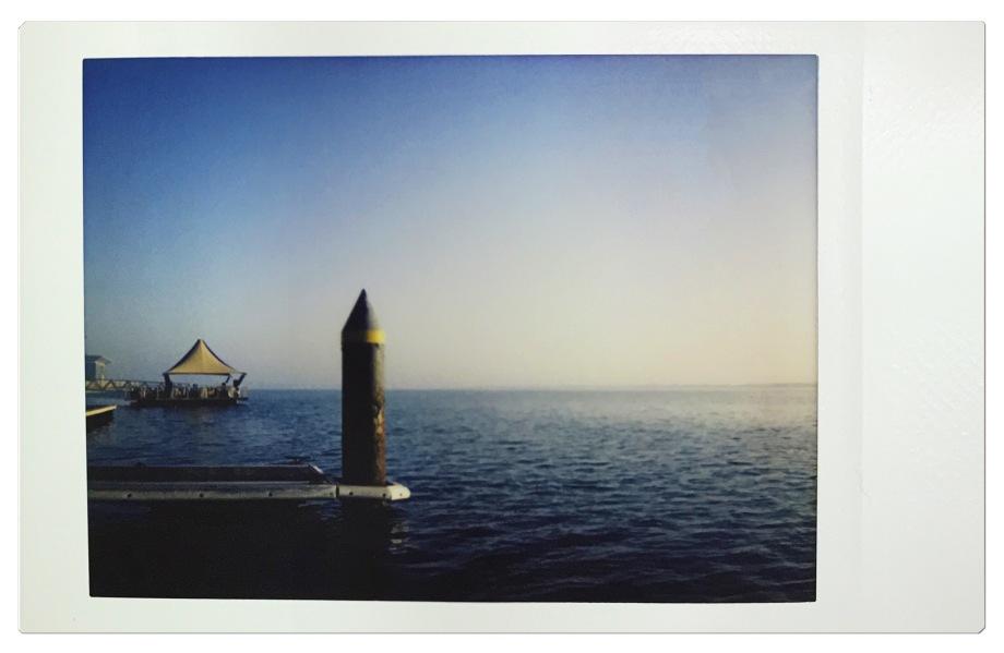 Taken with a Leica Sofort on Instax mini film