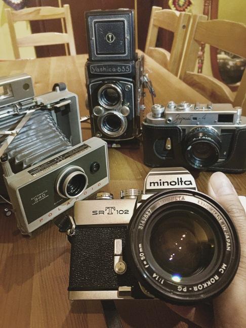 LumeFreak Film Cameras new